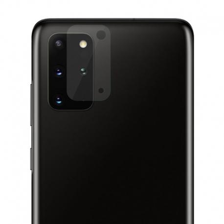 Ochranné sklo na kameru na Samsung Galaxy S20+
