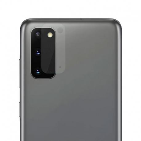 Ochranné sklo na kameru na Samsung Galaxy S20