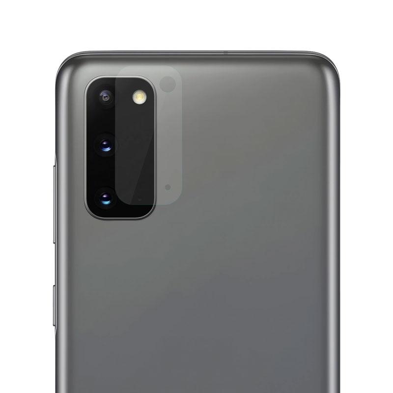Ochranní sklo na zadní kameru pro Samsung Galaxy S20