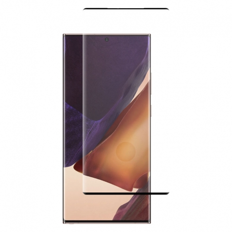 Ochranné sklo na Samsung Galaxy Note20 Ultra čierne