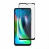 Ochranné sklo na Motorola Moto G9 Play čierne