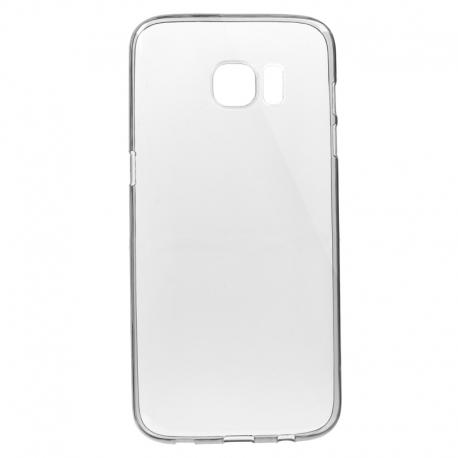 Gumené Slimové puzdro na Samsung Galaxy S7 Edge tmavo šedé