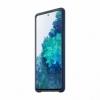 Samsung Silicone Cover EF-PG780TN kryt na Galaxy S20 FE modrý