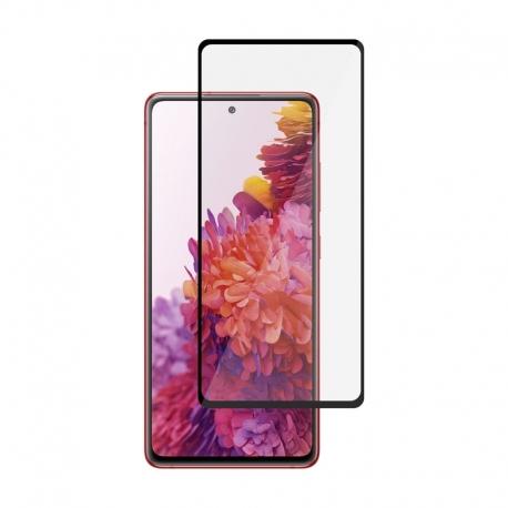 Ochranné sklo na Samsung Galaxy S20 Fan Edition čierne