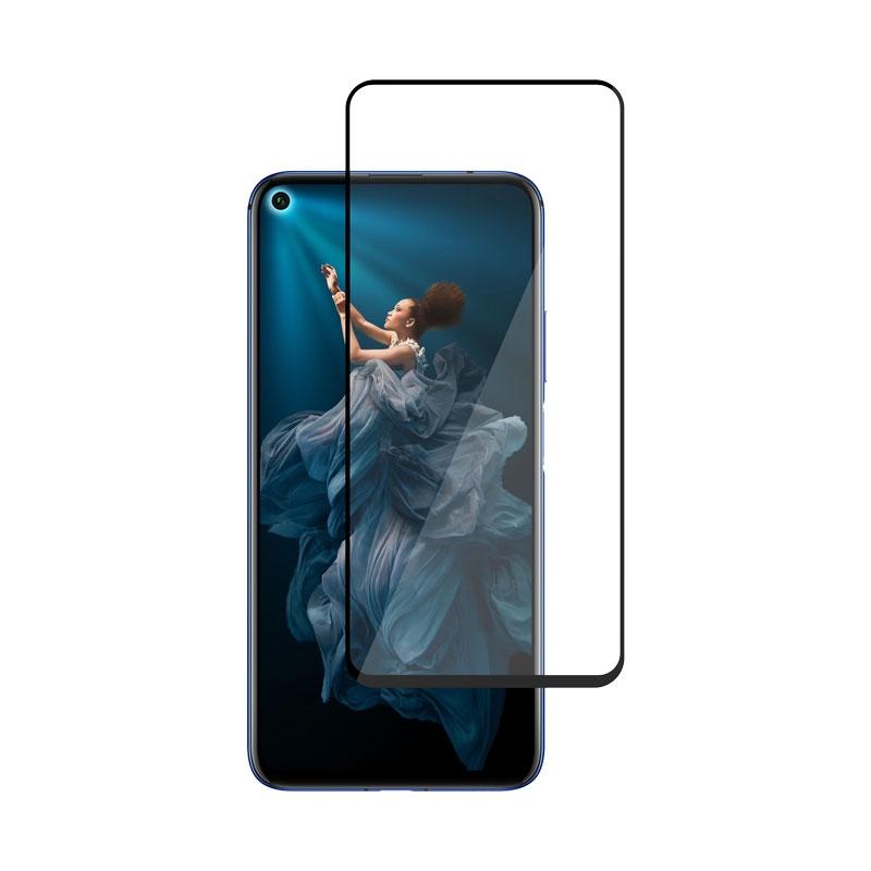 Ochranné sklo na Honor 20 Pro čierne
