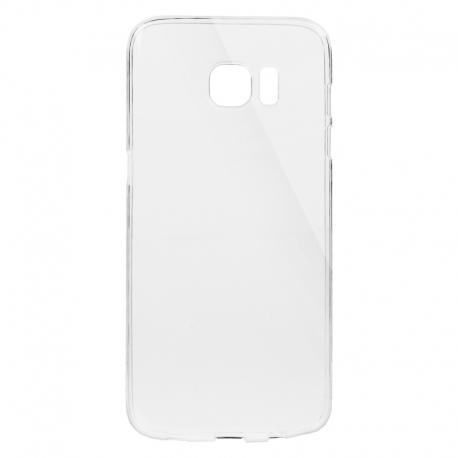 Gumové pouzdro SLIM pro Samsung Galaxy S7 Edge transparentní