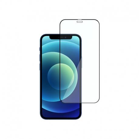 Ochranné sklo na Apple iPhone 12 Mini čierne