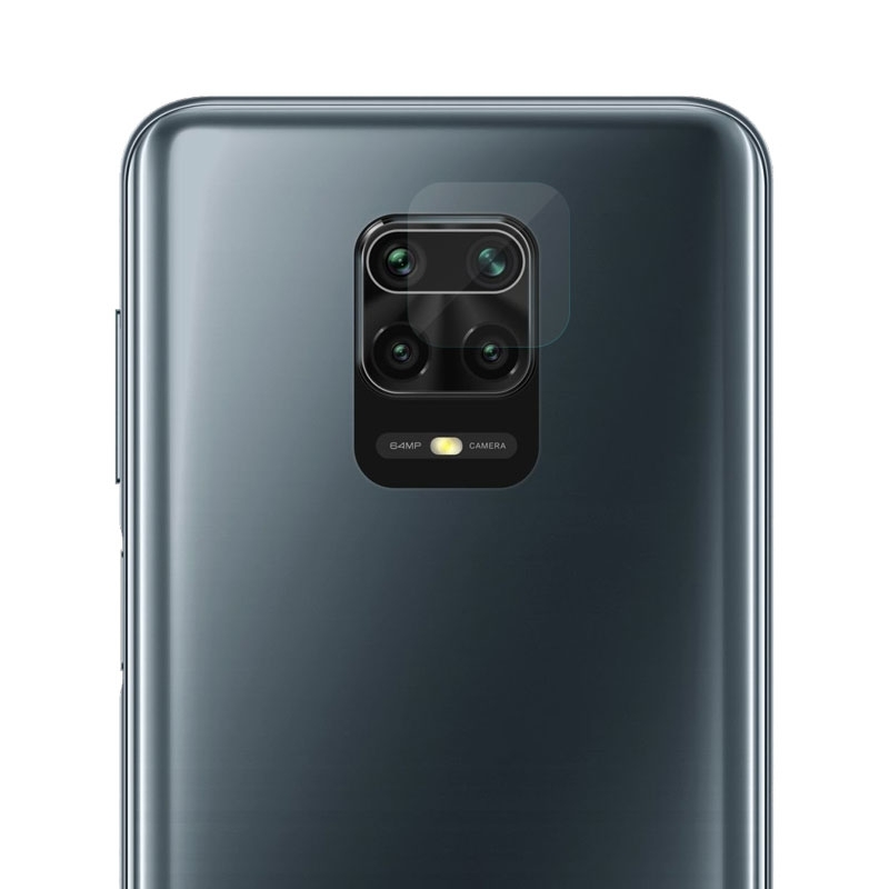 Ochranné sklo na zadnú kameru na Xiaomi Redmi Note 9 Pro