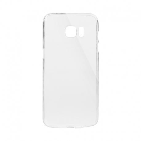 Gumené Slimové puzdro na Samsung Galaxy S7 transparentné
