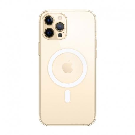 Priehľadný kryt s MagSafe na Apple iPhone 12 Pro Max