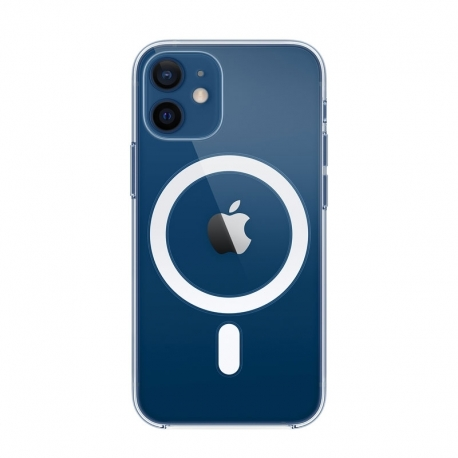 Průhledný kryt s MagSafe na Apple iPhone 12 mini