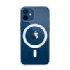 Priehľadný kryt s MagSafe na Apple iPhone 12 mini
