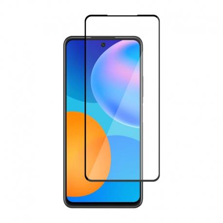 Ochranní sklo na Huawei P Smart 2021 černé