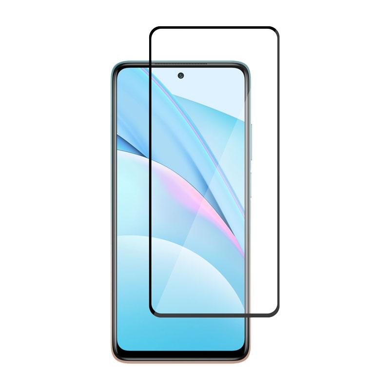 Ochranné sklo na Xiaomi Mi 10T Lite čierne