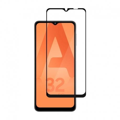 Ochranné sklo na Samsung Galaxy A32 čierne