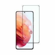 Ochranné sklo na Samsung Galaxy S21 čierne