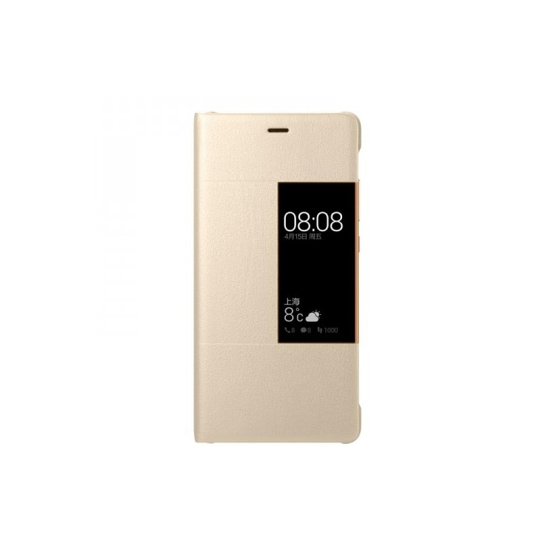 Huawei Smart cover pouzdro pro Huawei P9 zlatý