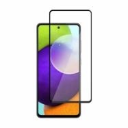 Ochranné sklo na Samsung Galaxy A52 / A52 5G čierne