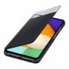 Samsung S View Cover pouzdro na Galaxy A52 / A52 5G černé