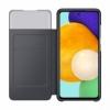 Samsung S View Cover puzdro na Galaxy A52 / A52 5G čierne