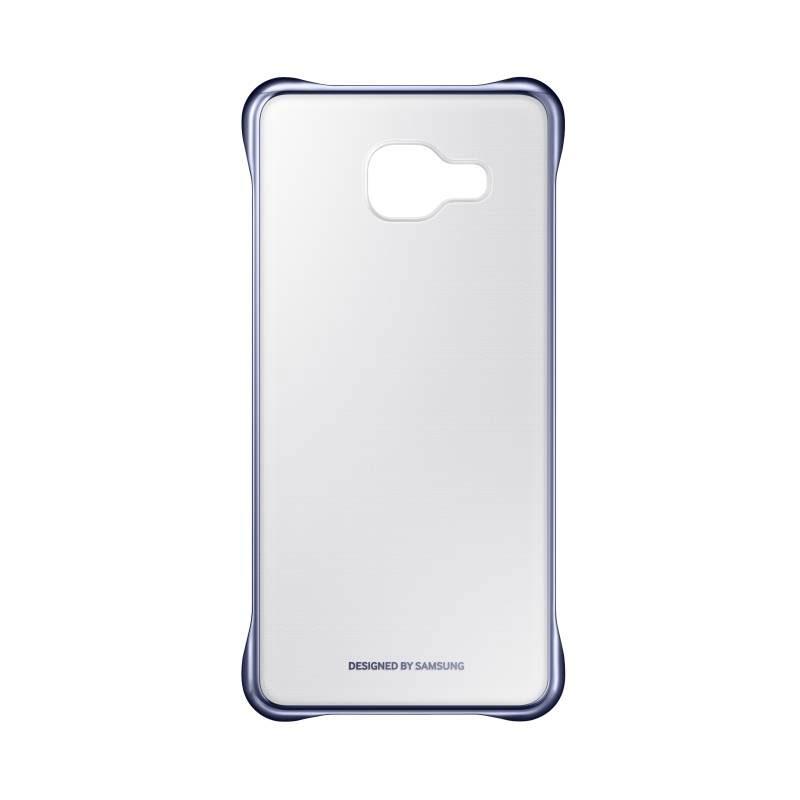 Samsung Clear Cover priehľadný obal na Galaxy A3 2016 čierny