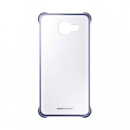 Samsung Clear Cover priehľadný obal na Galaxy A5 2016 čierny