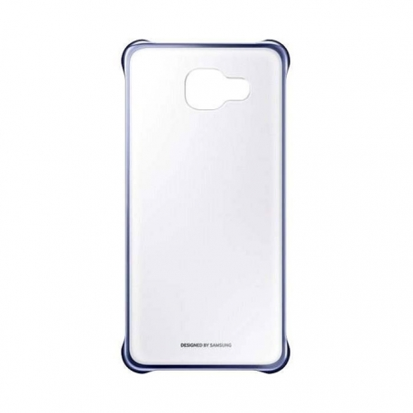 Samsung Clear Cover průhledný obal na Galaxy A5 2016 černý