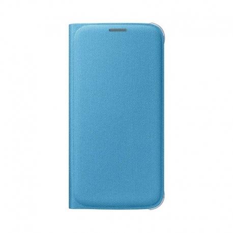 Samsung Wallet Cover flipové puzdro na Galaxy S6 modré