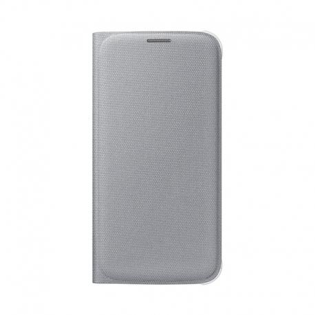 Samsung Wallet Cover flipové pouzdro na Galaxy S6 šedé