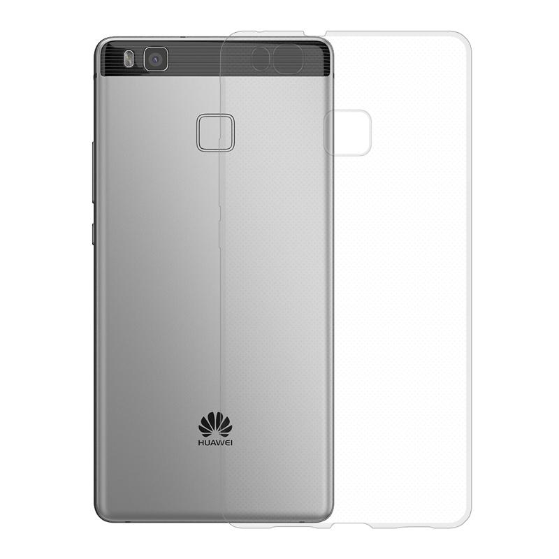 Gumené Slimové puzdro na Huawei P9 Lite transparentné