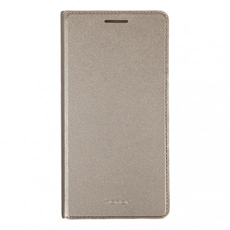 Huawei Flip cover pouzdro pro Honor 7 zlatý