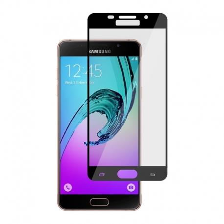 Ochranné sklo na Samsung Galaxy A5 2016 čierne