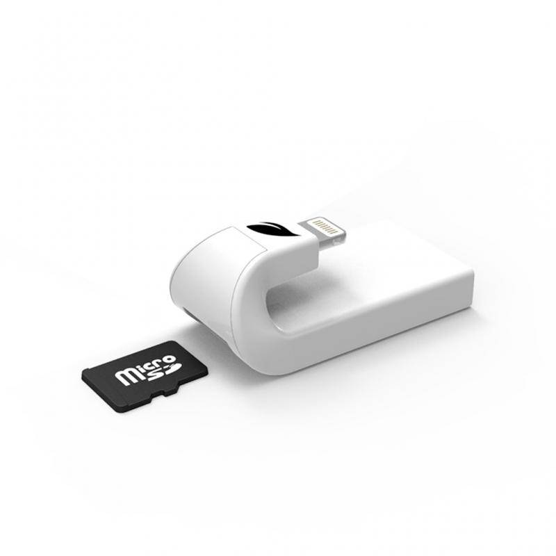 Leef iAccess čítačka pamäťových kariet s lightning konektorom