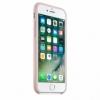 Apple iPhone 8 / 7 silikónové puzdro ružové