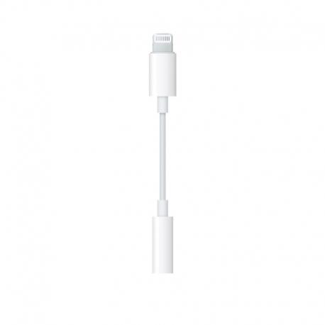 Apple adaptér lightning na 3.5 mm jack