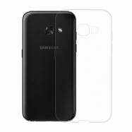 Gumené Slimové puzdro na Samsung Galaxy A3 2017 transparentné