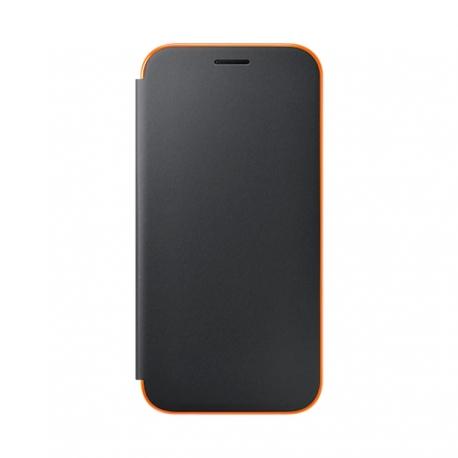Samsung flipový kryt EF-FA520PB na Galaxy A5 2017 čierny