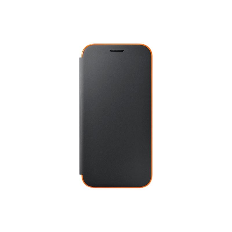 Samsung flipový kryt černý pro Galaxy A5 2017