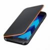 Samsung flipový kryt černý pro Galaxy A3 2017