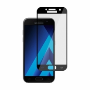 Ochranné sklo na Samsung Galaxy A3 2017 čierne