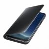 Samsung Clear View Standing Cover pro Galaxy S8 Plus černý