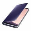 Samsung Clear View Cover EF-ZG955CV puzdro na Galaxy S8 Plus violet