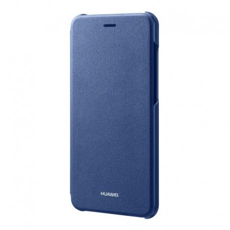 Huawei Flip cover puzdro na P9 Lite 2017 modré