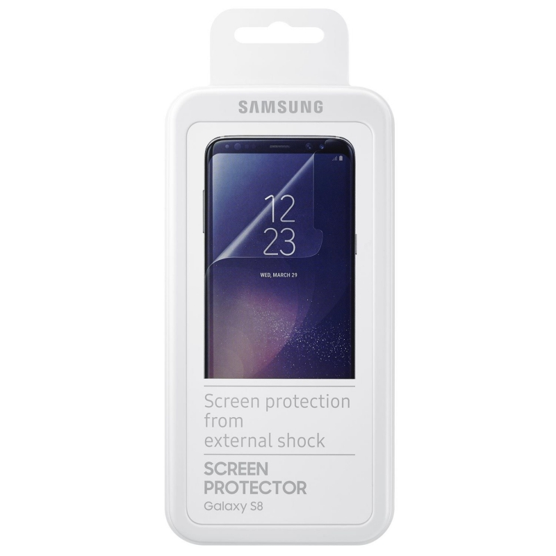 Samsung ET-FG950 ochranná fólia na Galaxy S8