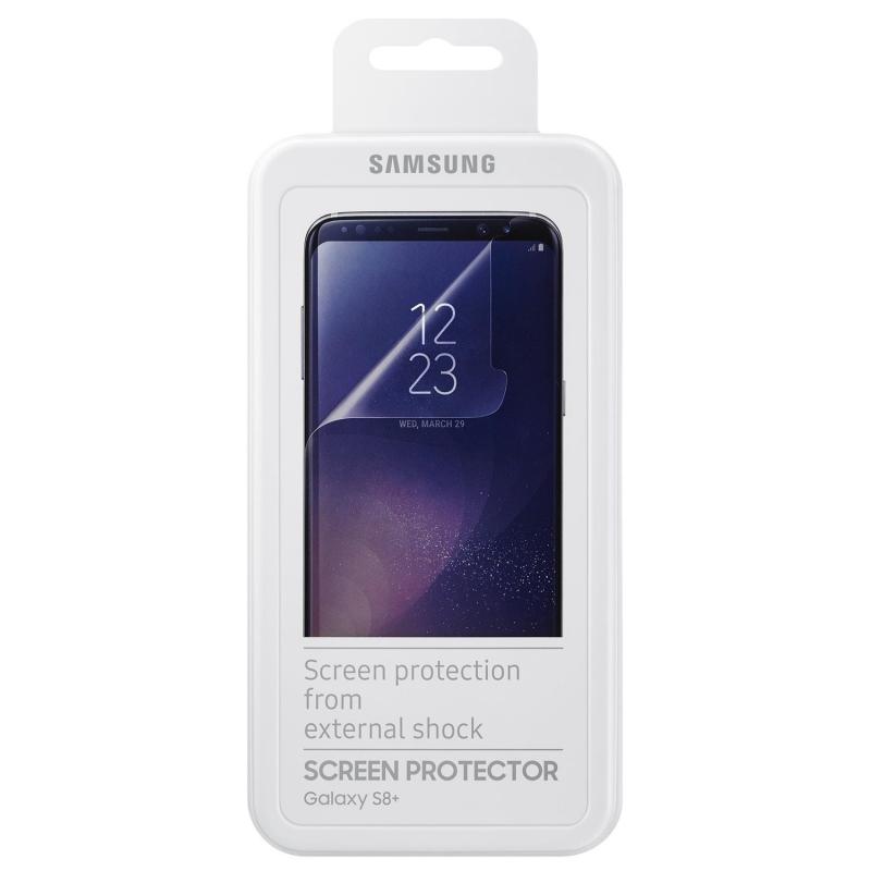 Samsung ochranní fólie pro Samsung Galaxy S8 Plus