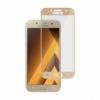 Ochranné sklo na Samsung Galaxy A3 2017 zlaté