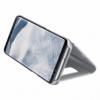 Samsung Clear View Cover pro Galaxy S8 stříbrný