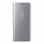 Samsung Clear View Cover EF-ZG955CS puzdro na Galaxy S8 Plus strieborné
