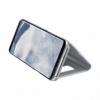 Samsung Clear View Cover pro Galaxy S8 Plus stříbrný