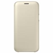 Samsung Flip Cover EF-WJ530CF kryt na Galaxy J5 2017 zlatý